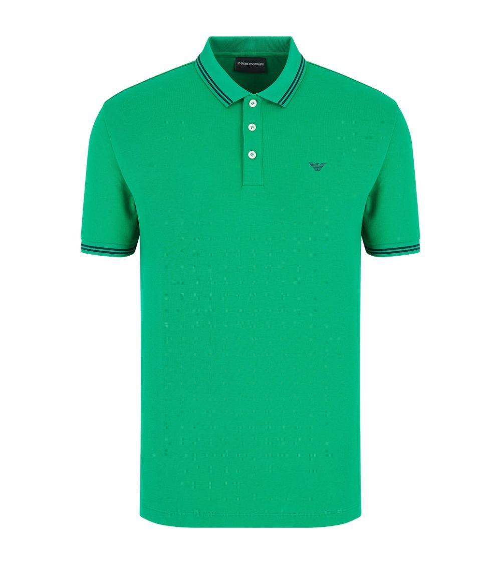 Emporio Armani Polo Verde Class