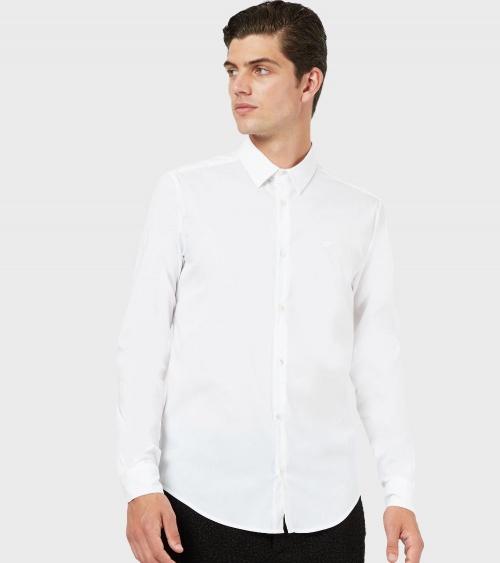 Emporio Armani Camisa Elástica modelo