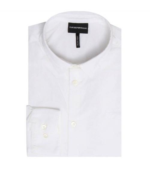 Emporio Armani Camisa Elástica plegada