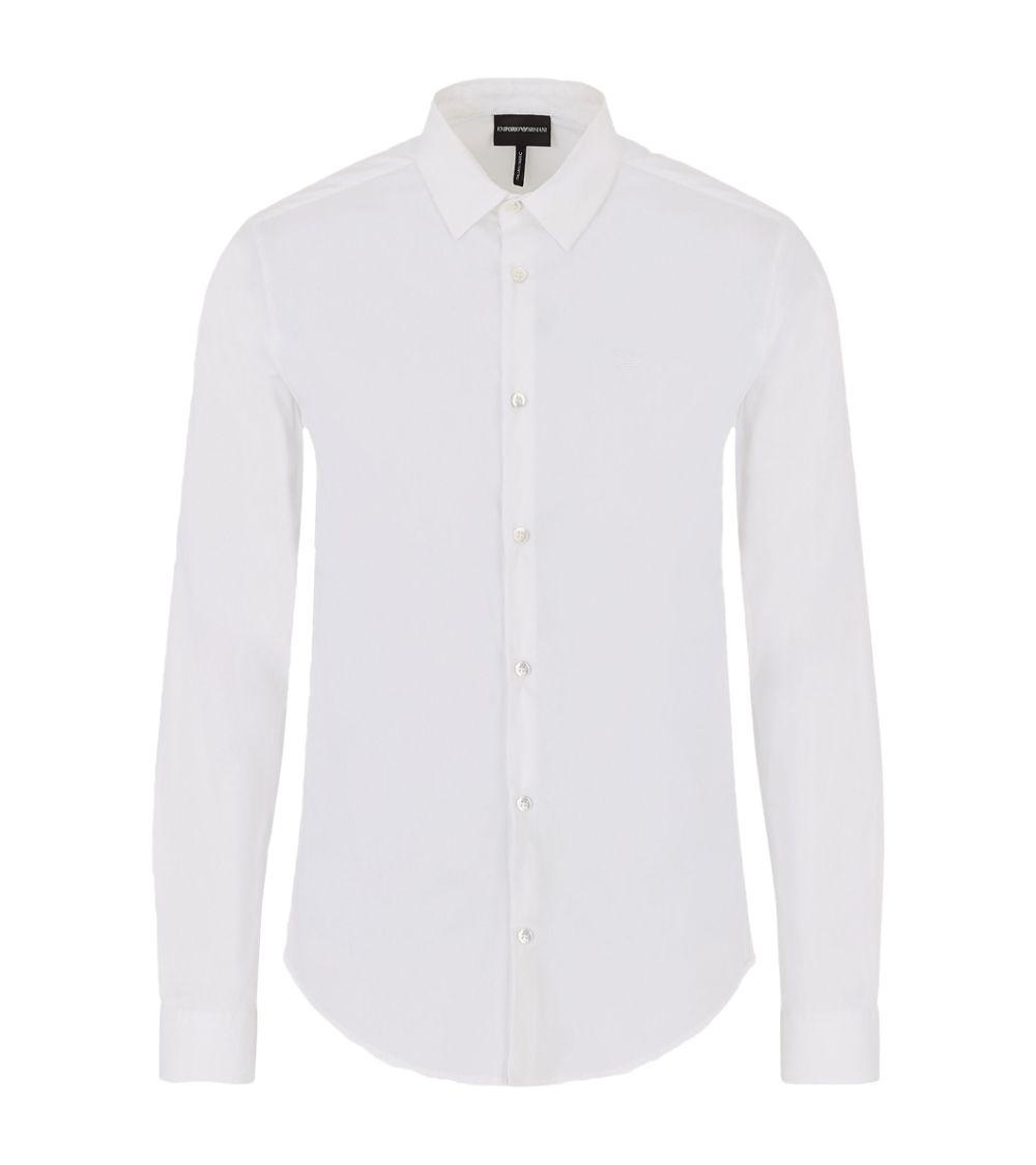 Emporio Armani Camisa Elástica