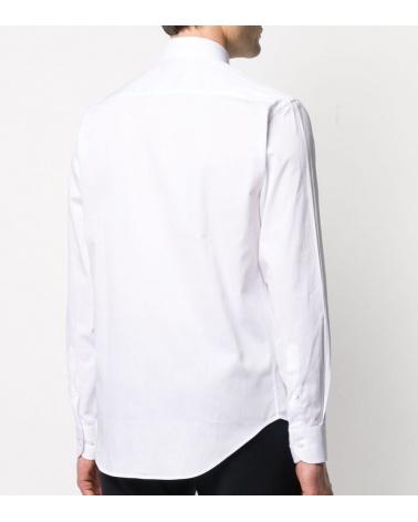 Emporio Armani Camisa Vestir Básica espalda