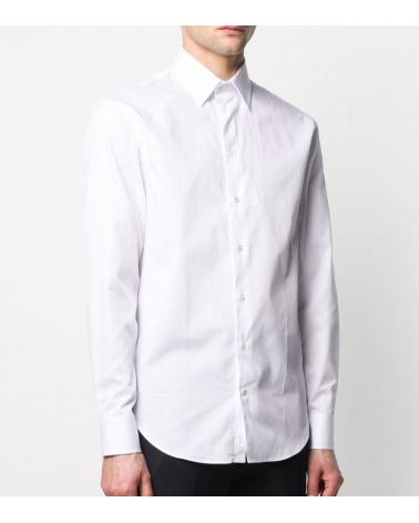 Emporio Armani Camisa Vestir Básica modelo