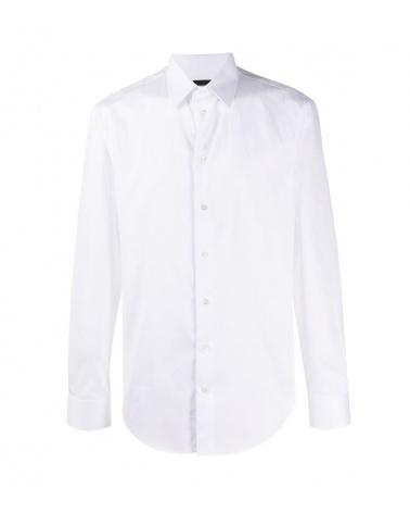 Emporio Armani Camisa Vestir Básica