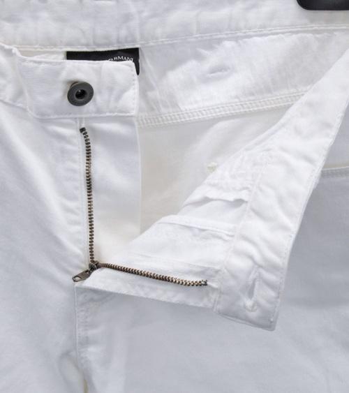 Emporio Armani Bermuda Blanca cremallera