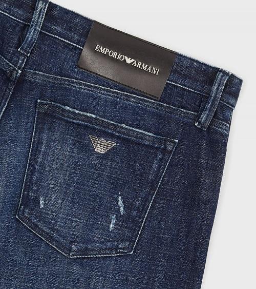 Emporio Armani Jeans J75 Paint detalle