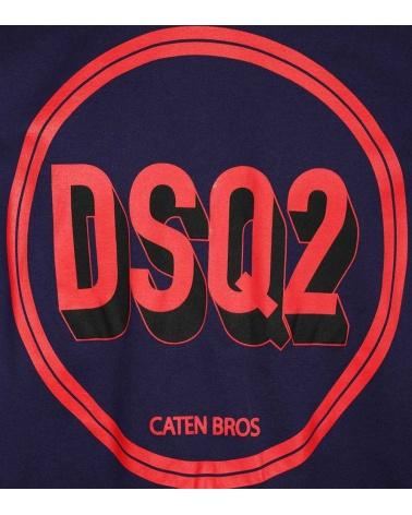 Camiseta Circulo Dsquared2 detalle