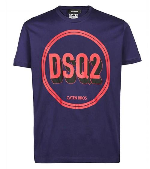 Camiseta Circulo Dsquared2