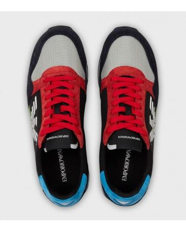 Emporio Armani Sneaker Multicolor superior