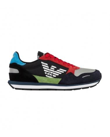 Emporio Armani Sneaker Multicolor