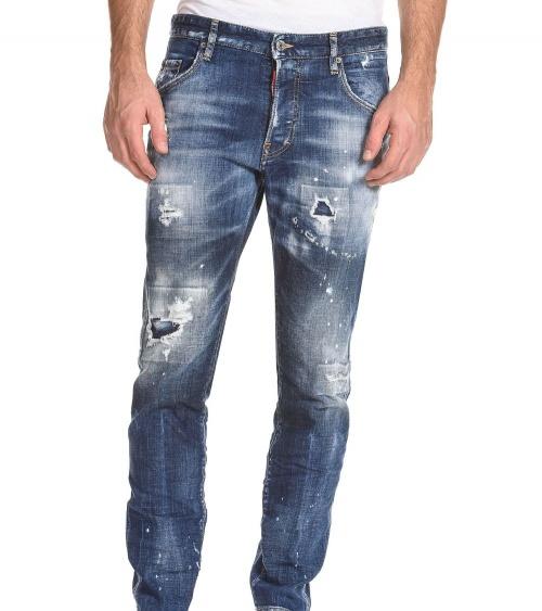 Dsquared2 Jeans Skater Pintura modelo
