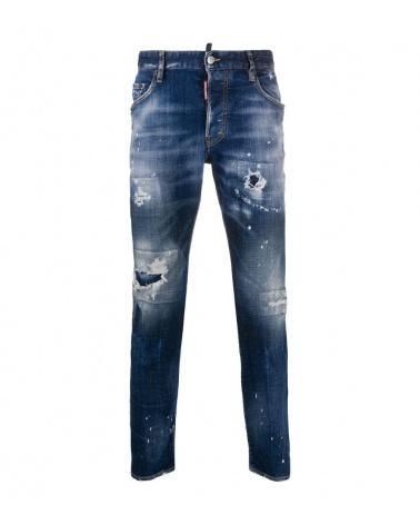 Dsquared2 Jeans Skater Pintura