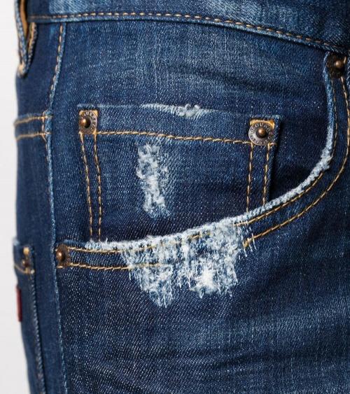Dsquared2 Jeans Skater 1964 roto