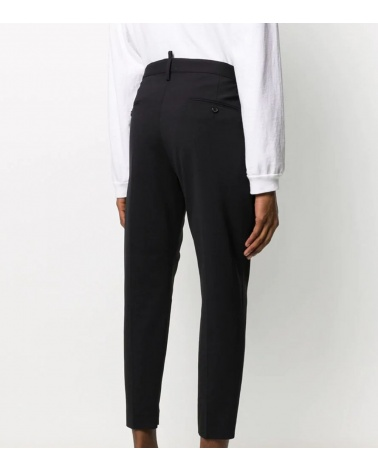 Dsquared2 Pantalón Vestir Luxury modelo detrás