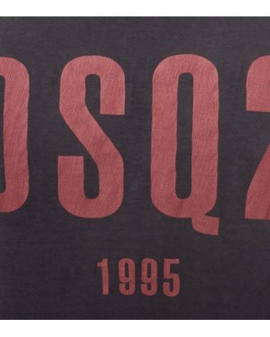 Camiseta 1995 Dsquared2 detalle