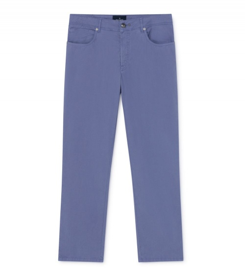 Hackett London Pantalón Pockets Azul