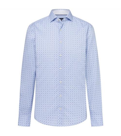Hackett London Camisa Estrellas Geo
