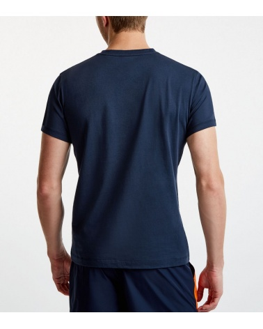 Hackett London Camiseta Navy Logo espalda