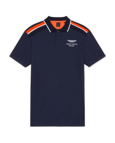 Hackett London Polo Marino Aston Martin