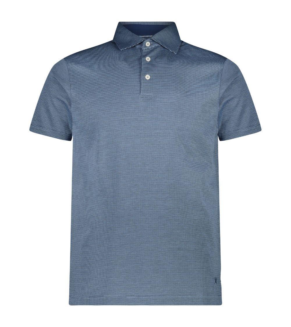 Hackett London Polo Vestir Blue