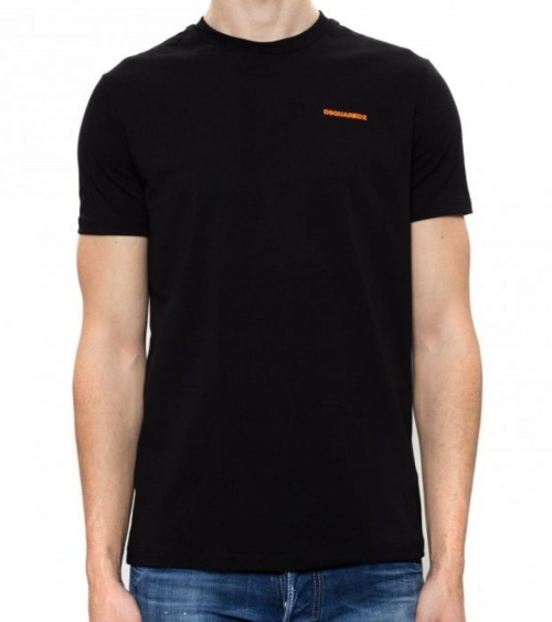 Camiseta Logo Orange Dsquared2