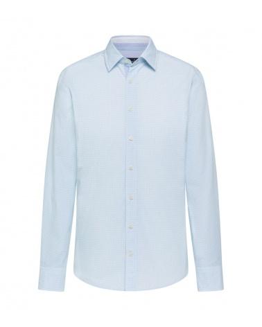 Hackett London Camisa H Green
