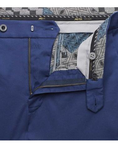 Meyer Pantalón Bonn Blue cremallera