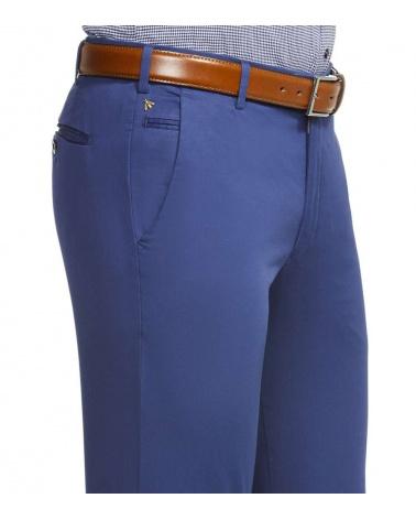 Meyer Pantalón Bonn Blue lateral