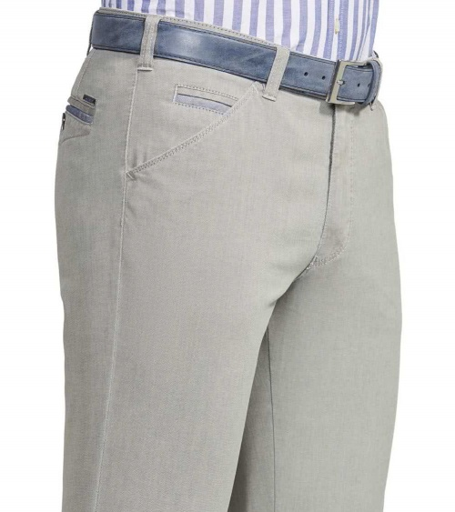 Meyer Pantalón Tokyo Grey lateral