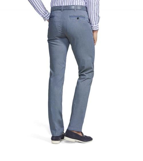 Meyer Pantalón Chicago Blue detrás