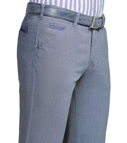 Meyer Pantalón Chicago Blue lateral