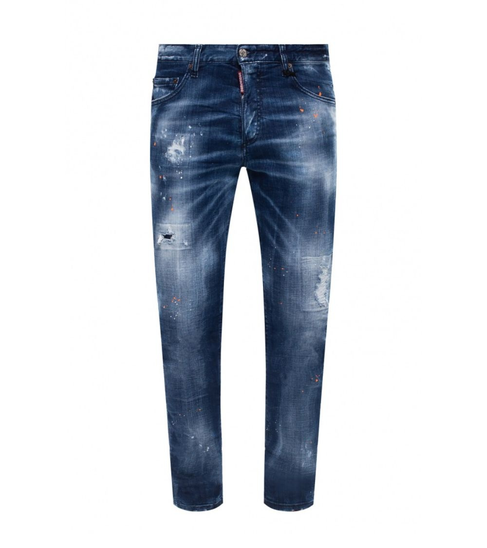 Dsquared2 Jeans Skinny Orange