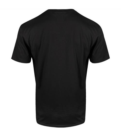 Dsquared2 Camiseta Black D2 detrás