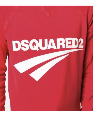 Dsquared2 Sudadera Red RBK detalle