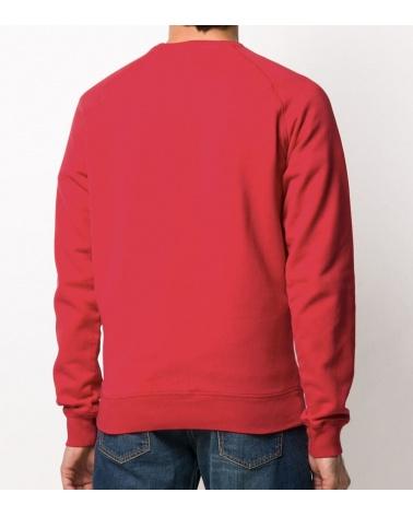 Dsquared2 Sudadera Red RBK modelo espalda