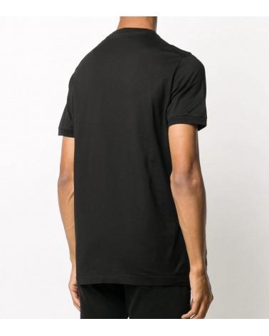 Dsquared2 Camiseta Black 1964 modelo espalda