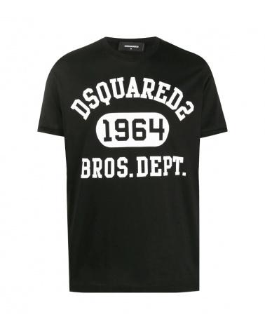 Dsquared2 Camiseta Black 1964