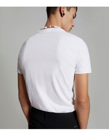 Camiseta Bruce Lee Dsquared2 detrás