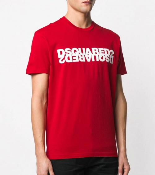 Dsquared2 Camiseta Red Inverse modelo