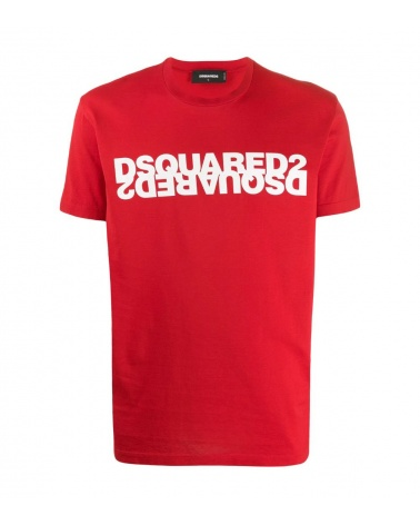 Dsquared2 Camiseta Red Inverse