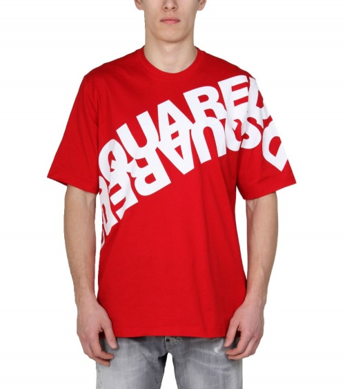 Dsquared2 Camiseta Red Big Logo