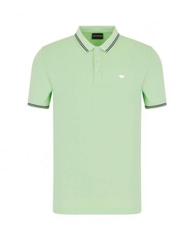 Emporio Armani Polo Fluor Verde