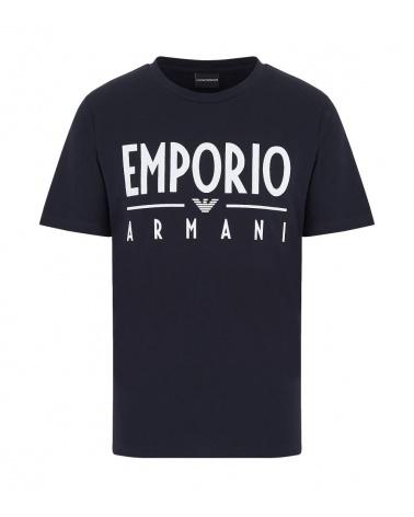 Emporio Armani Camiseta Emporio Marino