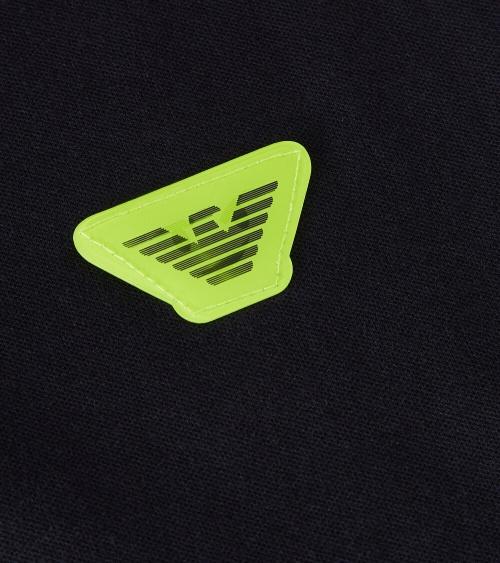 Emporio Armani Polo Marino 3D logotipo