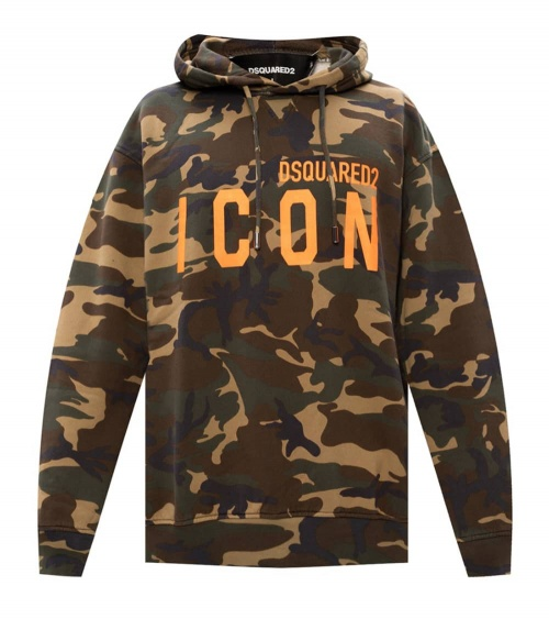 Dsquared2 Sudadera Militar Icon