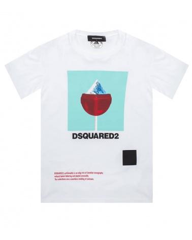 Dsquared2 Camiseta Chupachups Montaña